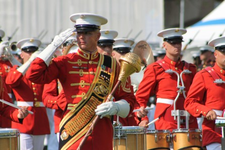 U. S. Marine Drum and Bugle Corp